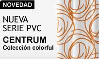 NOVEDAD - Nueva seri PVC CENTRUM Colección colorful